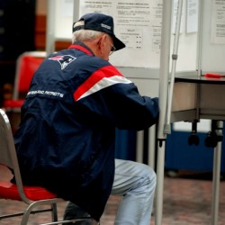 Absentee ballots cast in Maine tops 28,000