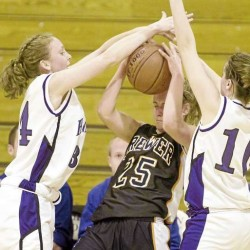 Brewer girls in mix for tournament berth