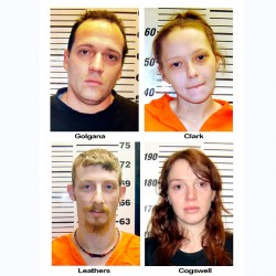 Four family members among six charged in Waldo County drug trafficking bust