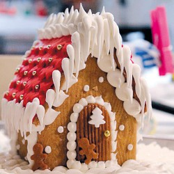 Christmas Gingerbread Houses Wanted!