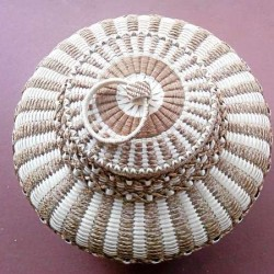Indian basketry a holiday sale season favorite