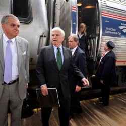 Maine among states vying for high-speed train money