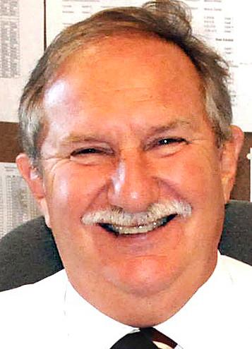 Frank Keenan, superintendent for Easton schools.