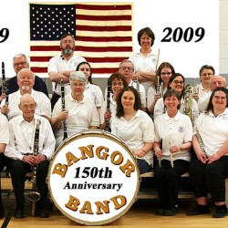 Bangor Band to hold Christmas concert