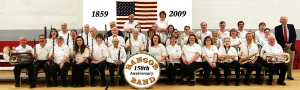The Bangor Band, now in its 152nd season and one of the oldest continuously-performing community bands in the country, presents its holiday concert at 7 p.m. Sunday, Dec. 19, at the Bangor Civic Center. (Photo courtesy of the Bangor Band)
