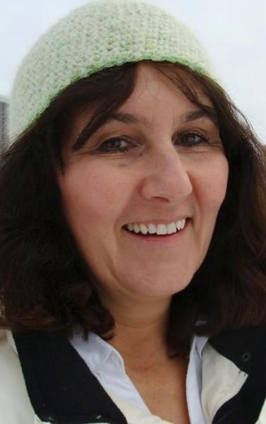 Louise Jonaitis (Bangor Daily News Photo by Diana Bowley)