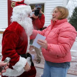 Santa Claus reveals what children fancy