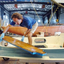 Can Maine's boat building business be grown?