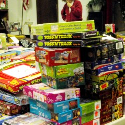 Man admits stealing from Toys for Tots, accepts blame