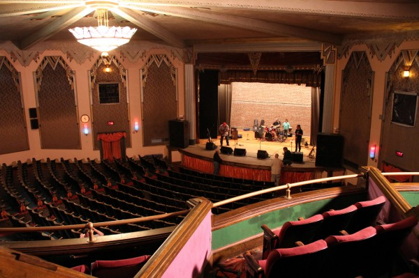 Criterion Theater in Bar Harbor. (Photo courtesy of Jeff Dobbs)