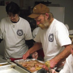 Elks Club getting ready for annual Christmas dinner