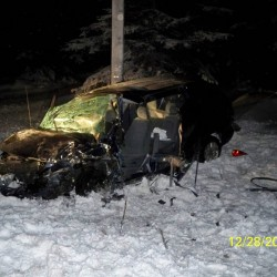2 Aroostook County accidents leave 4 injured
