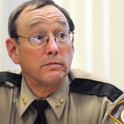 Former sheriff says he didn't write letter that spurred Bob Carlson investigation