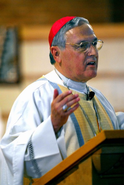 Roman Catholic Bishop Donald Pelotte of Gallup (AP Photo/Courtesy of Diocese of Gallup)    ** NO SALES **