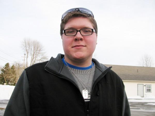 Zach Parker  (Bangor Daily News / Abigail Curtis)
