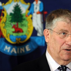 Website targeting Maine gov candidate deactivated