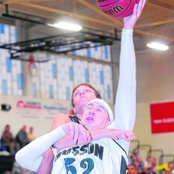 Nor'Easters edge Husson, capture Bunyan tourney