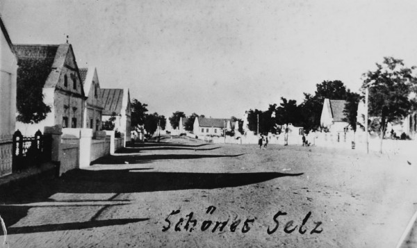 &quotBeautiful (Schones) Selz,&quot the village where Philomena Baker's mother was born, located on the Dnieper River in the Ukraine near Odessa, where the Germans from Alsace-Lorraine settled in the 1800s and cultivated grapes on prosperous farms.