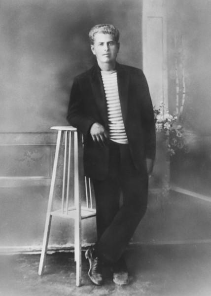Wasja Semenenko, c.1938.