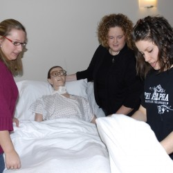 The Sim's have a new home: Husson University School of Nursing
