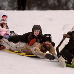 Take it outside: keep kids active during winter vacation