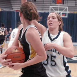 Roberts a driving force for UMaine women