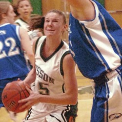 Husson holds off Colby