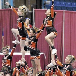 Improving Brewer cheering squad feeling confident entering regional tournament Saturday