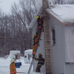 Detroit mobile home fire ruled an accident