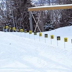 Lowell Bailey leads US biathletes in Presque Isle this weekend