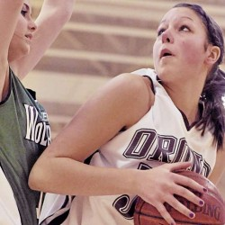 Orono girls hold off Woodland