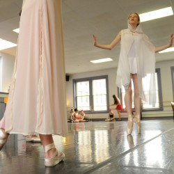 Bangor Ballet to grace Husson theater