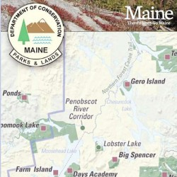 Kennebec Highlands recreation management plan hearing June 29