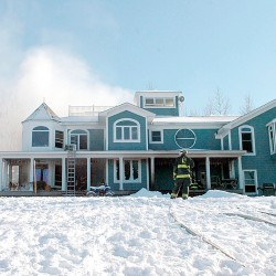 Investigation into Holden fire ongoing