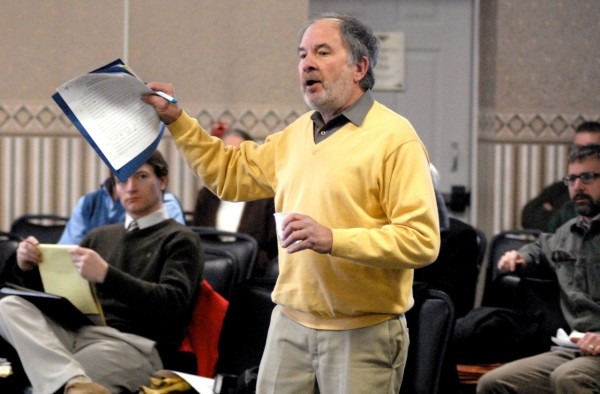 (BANGOR DAILY NEWS PHOTO BY LINDA COAN O'KRESIK)