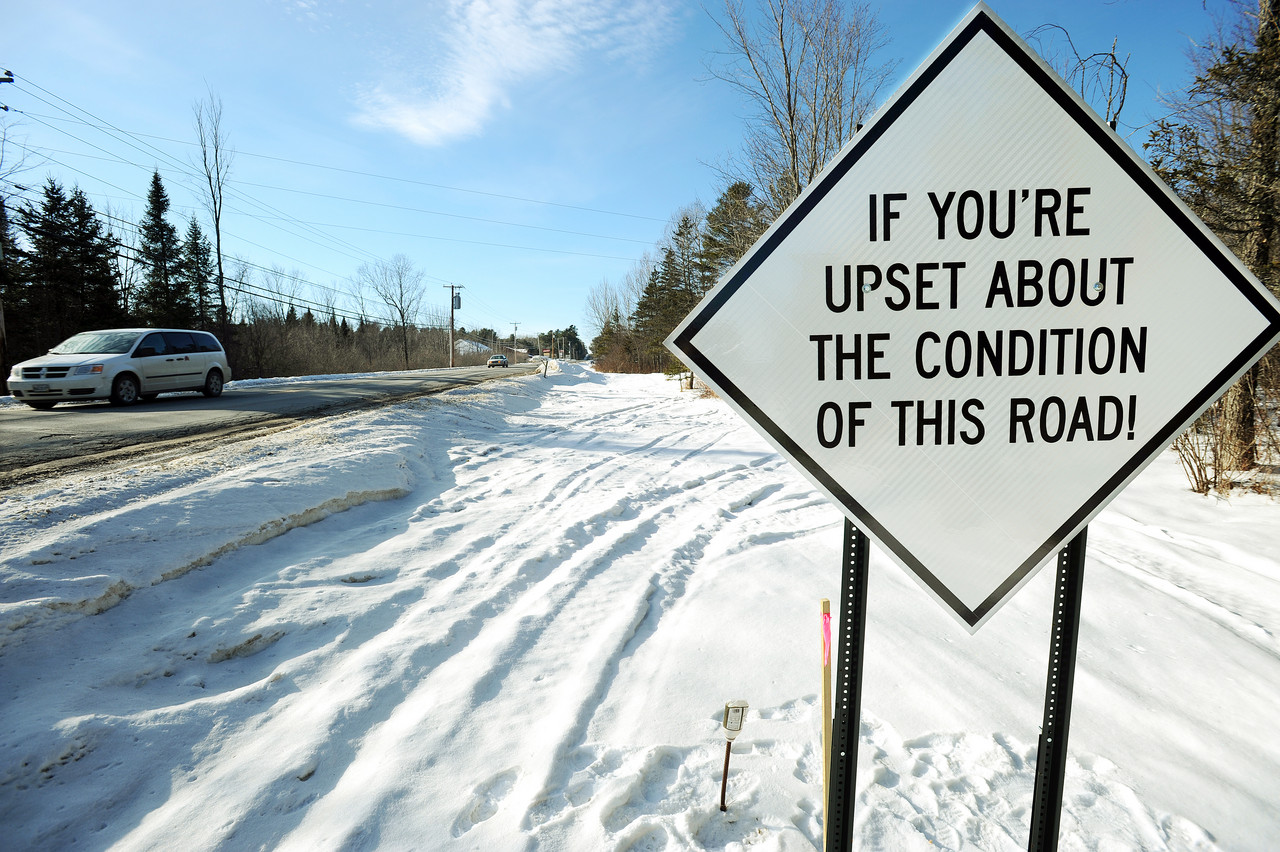 The signs worked: Carmel official 'overjoyed' with Route 2 road rehab plan