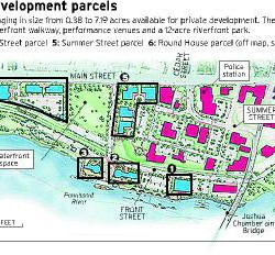 With arena approved, waterfront development takes center stage in Bangor