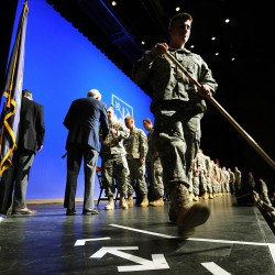 Members of 172nd arrive home for Christmas