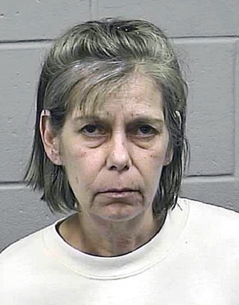 Cynthia Dorian. (Photo courtesy of Penobscot County Jail)