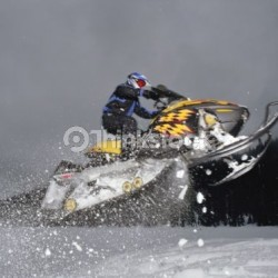 Vintage snowmobile races set for Saturday at Piscataquis Valley fairgrounds