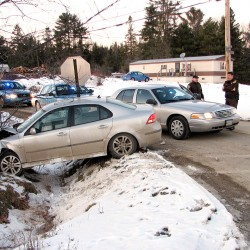 Harpswell man gets 6½ years for high-speed car chase, probation revocation