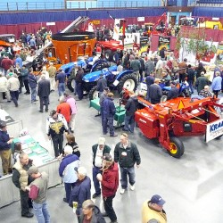 Agricultural trades show to focus on energy