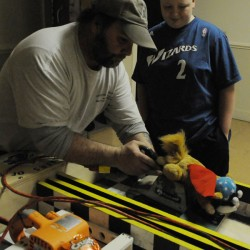 First of six Beltsander Races draws avid fans in Brewer