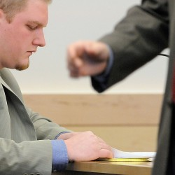 Jury finds man not guilty of rape but guilty of unlawful sexual contact