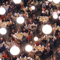 Bangor Chamber's annual dinner largest ever