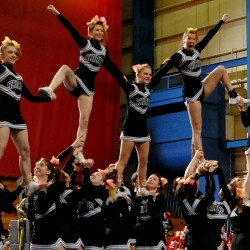 State cheering championships set Saturday