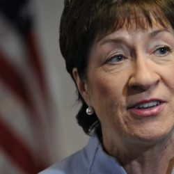 Political insiders float Sen. Collins as possible successor to departing homeland security secretary