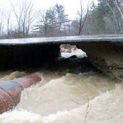 Rain damage qualifies Maine to pursue disaster aid