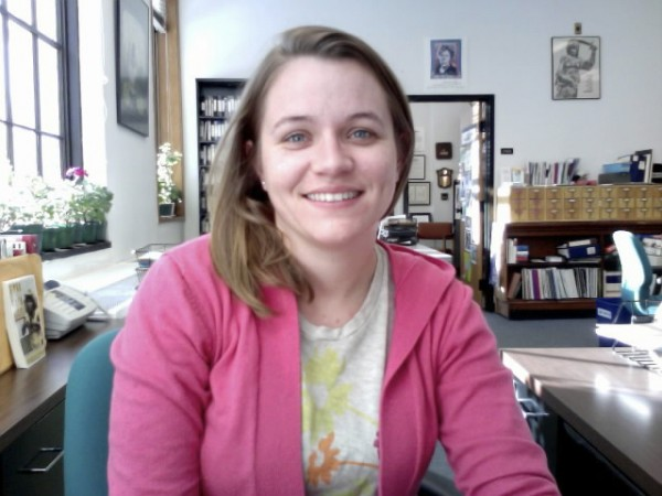 University of Maine student researcher Kristina Minott of Bangor is looking into the relationship between personal resiliency and recovery from substance abuse and addiction.