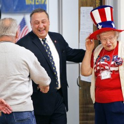 Gov.-elect LePage sets light schedule for inauguration